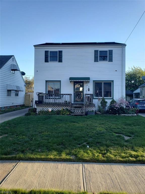 14301 Birchwood Avenue, Cleveland, OH 44111 - #: 4231641