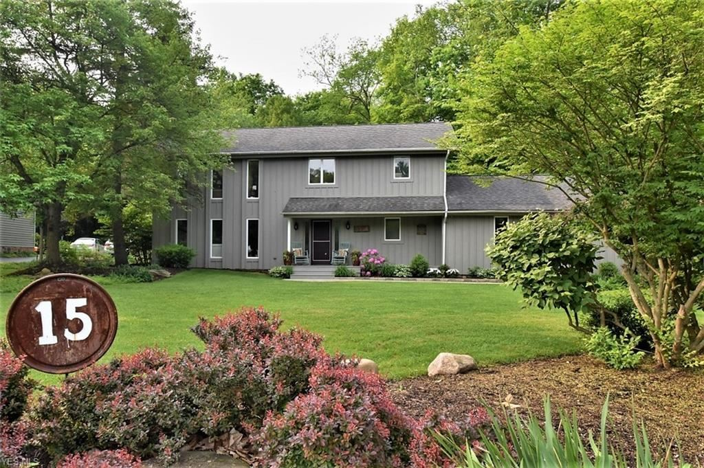 15 Chelsea Court, Chagrin Falls, OH 44022 - #: 4187659
