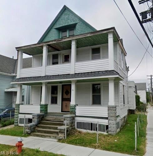 Photo of 1210 Norwood Road, Cleveland, OH 44103 (MLS # 4288664)