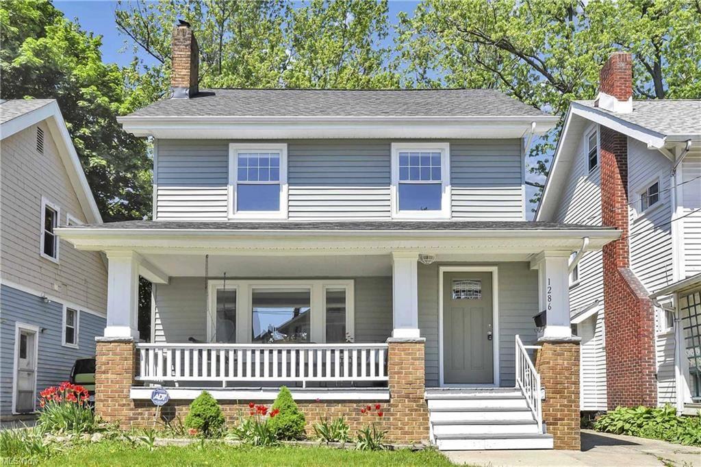 1286 Hall Avenue, Lakewood, OH 44107 - #: 4279676