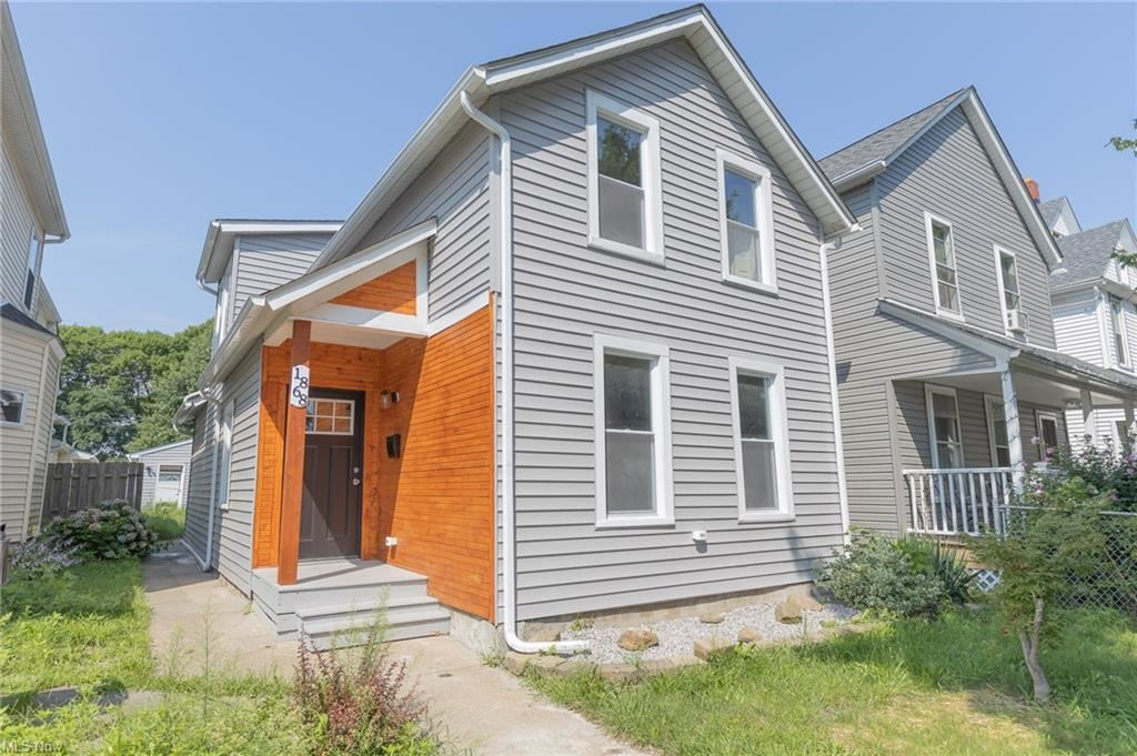 1868 W 48th Street, Cleveland, OH 44102 - #: 4311677