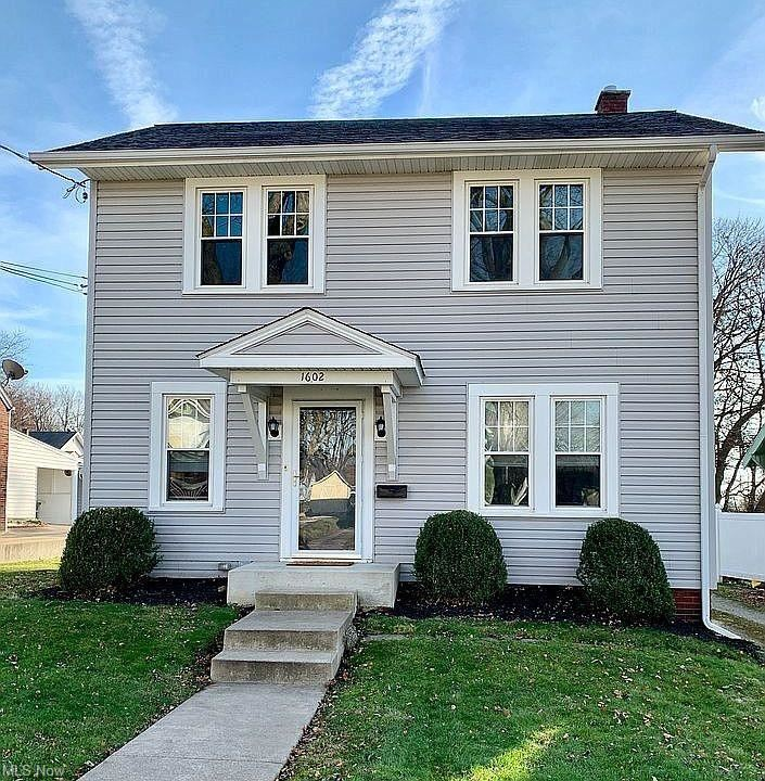 1602 35th Street NW, Canton, OH 44709 - #: 4260683