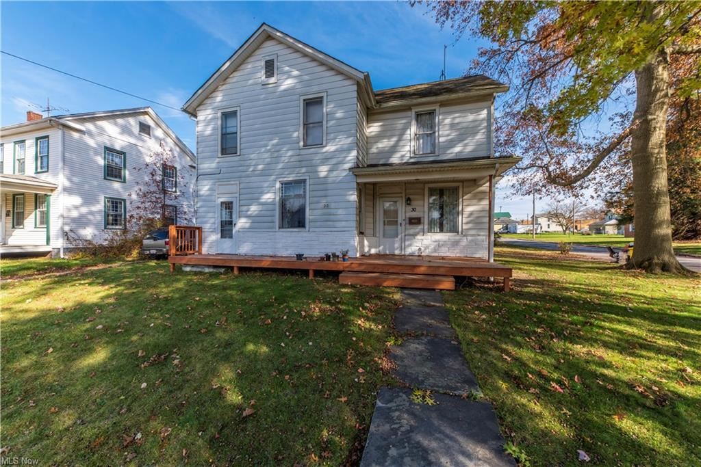 Photo of 30 S Middle Street, Columbiana, OH 44408 (MLS # 4296684)