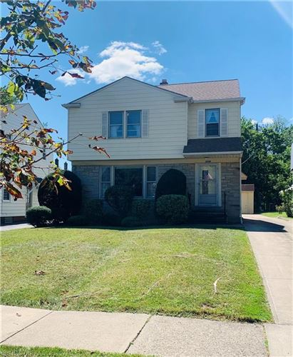 Photo of 3718 Silsby Road, University Heights, OH 44118 (MLS # 4313687)