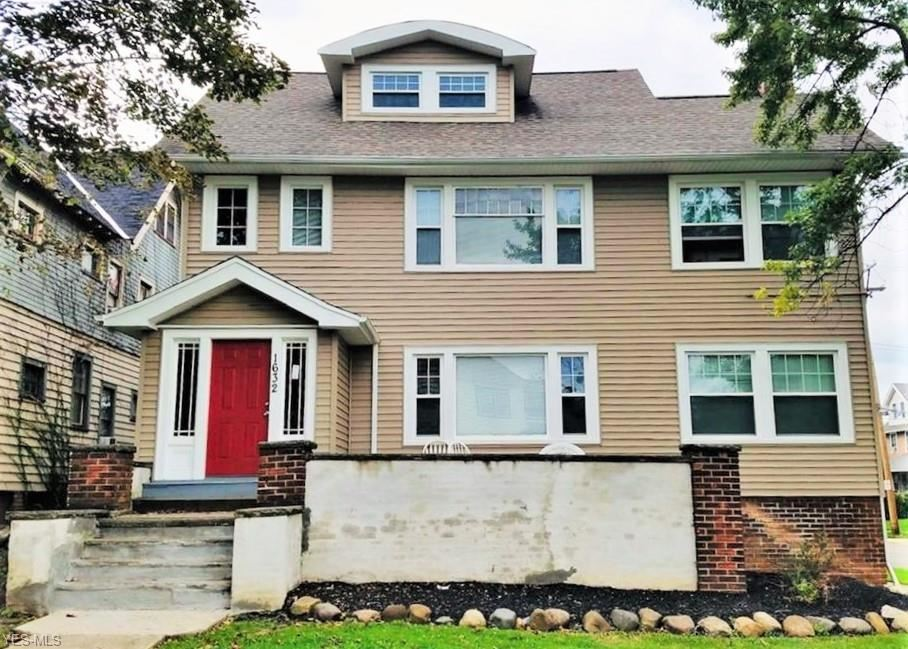 1632 Eddington Road, Cleveland Heights, OH 44118 - #: 4229692