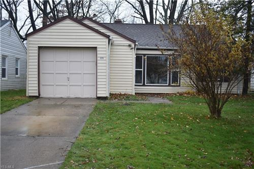 Photo of 1378 Eastwood Avenue, Mayfield Heights, OH 44124 (MLS # 4242694)