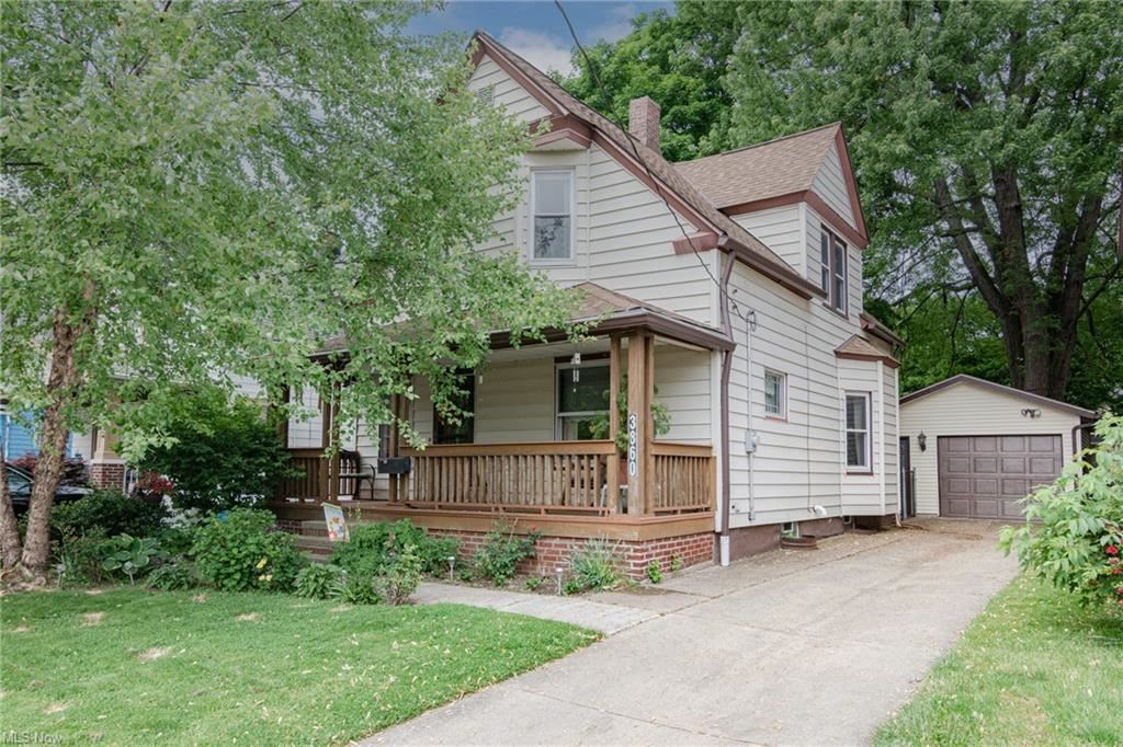 3860 W 17th Street, Cleveland, OH 44109 - #: 4282695