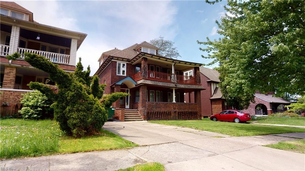 3224 Berkeley Road, Cleveland Heights, OH 44118 - #: 4270701