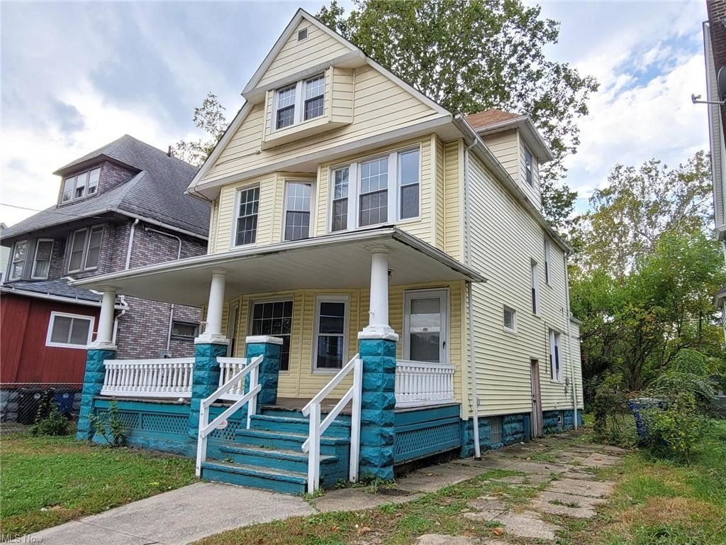 Photo of 2198 E 82nd Street, Cleveland, OH 44103 (MLS # 4327706)