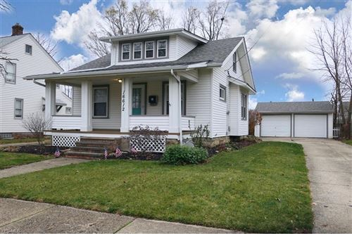 Photo of 16612 Melgrave Avenue, Cleveland, OH 44135 (MLS # 4242711)