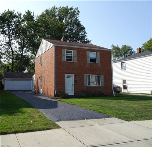 Photo of 21930 Bruce Avenue, Euclid, OH 44123 (MLS # 4227723)