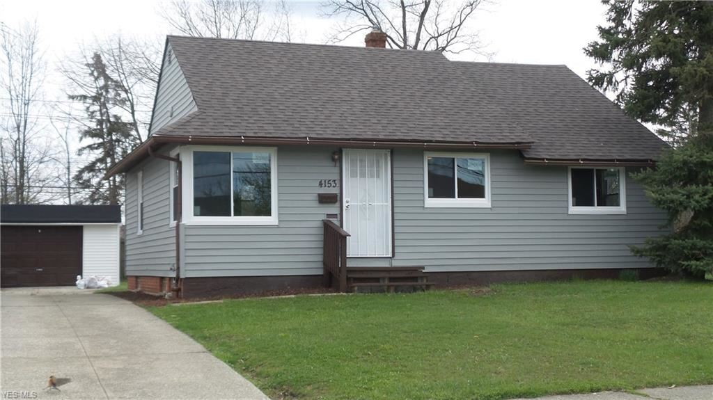 4153 E 189th Street, Cleveland, OH 44122 - MLS#: 4191724