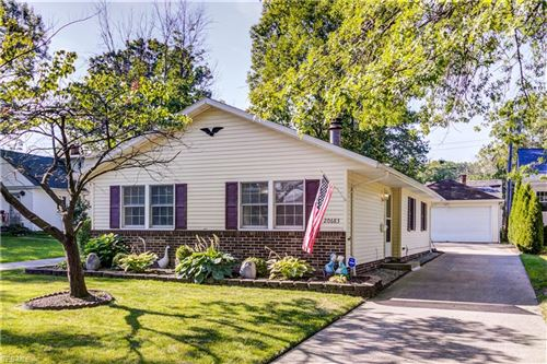 Photo of 20683 Belvidere Avenue, Fairview Park, OH 44126 (MLS # 4212737)