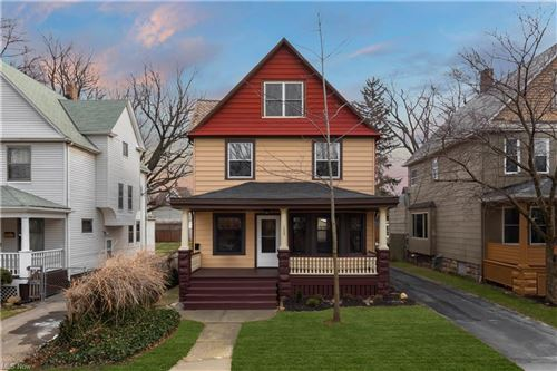 Photo of 1309 W 91st Street, Cleveland, OH 44102 (MLS # 4250737)