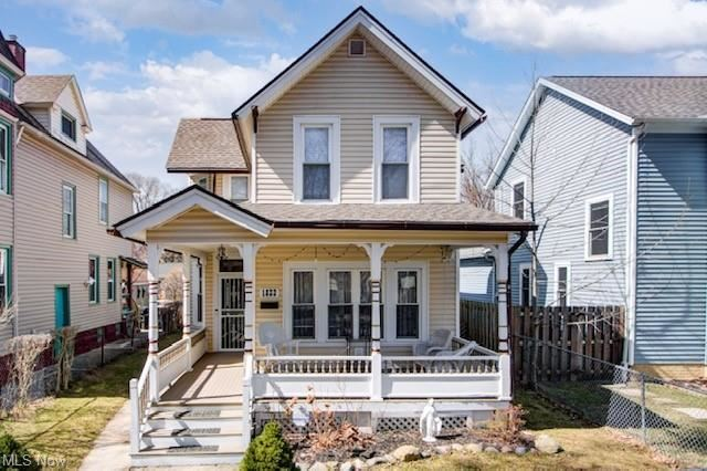 1832 W 48th Street, Cleveland, OH 44102 - #: 4265748