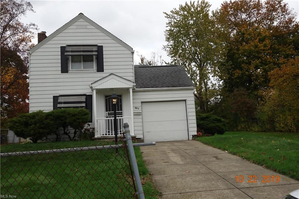 883 Packard Drive, Akron, OH 44320 - #: 4248754