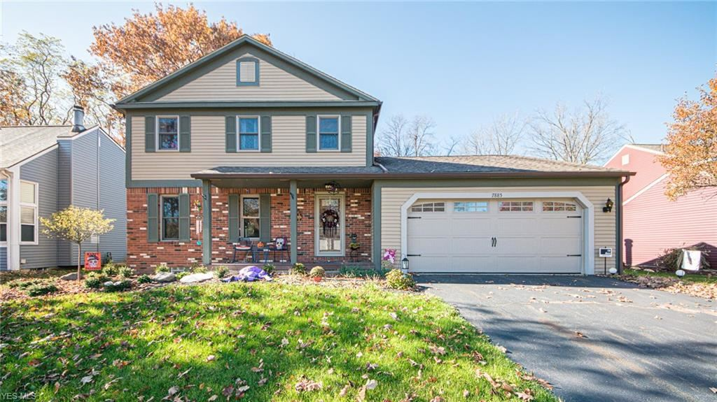 7885 Chatham Avenue NW, North Canton, OH 44720 - #: 4238755