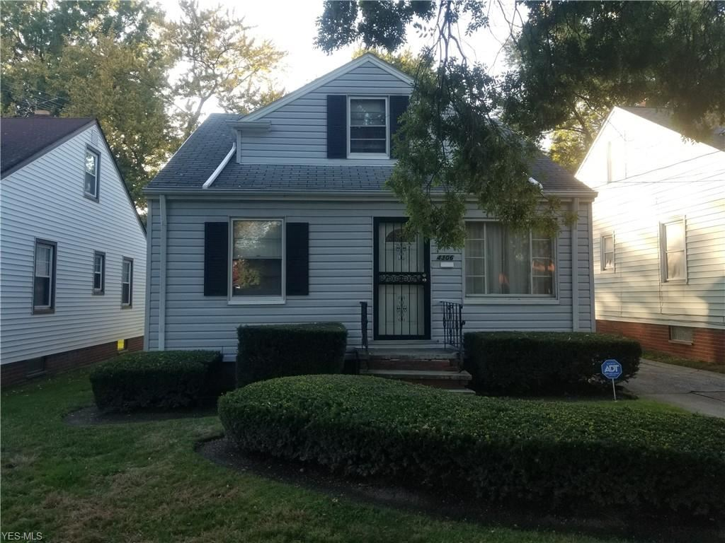 4306 E 164th Street, Cleveland, OH 44128 - #: 4240756