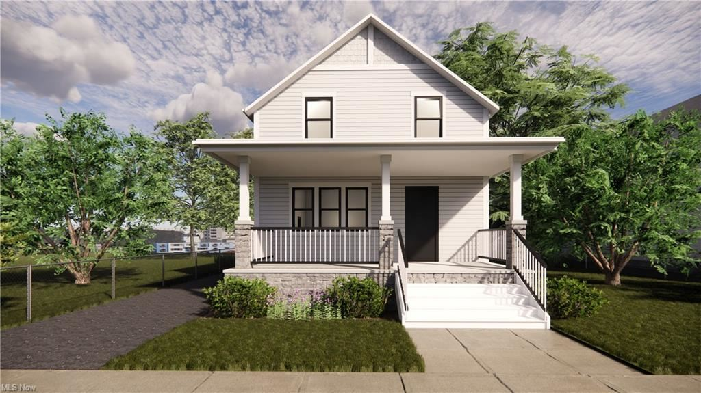1827 W 47th Street, Cleveland, OH 44102 - #: 4276775