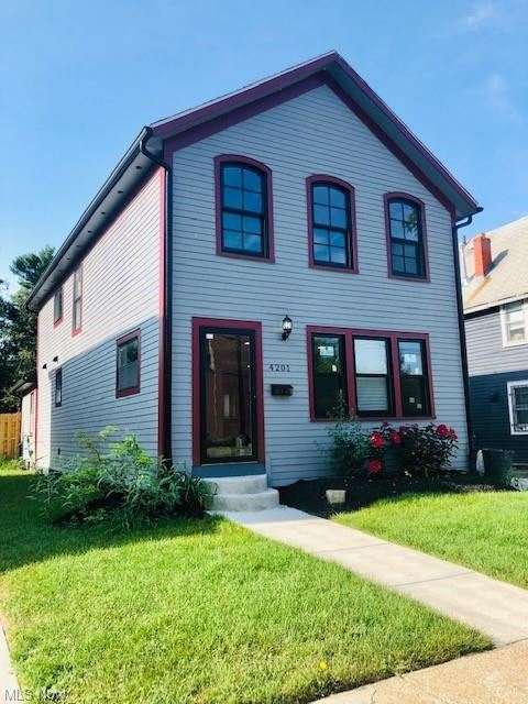 4201 Woodbine Avenue, Cleveland, OH 44113 - #: 4311797