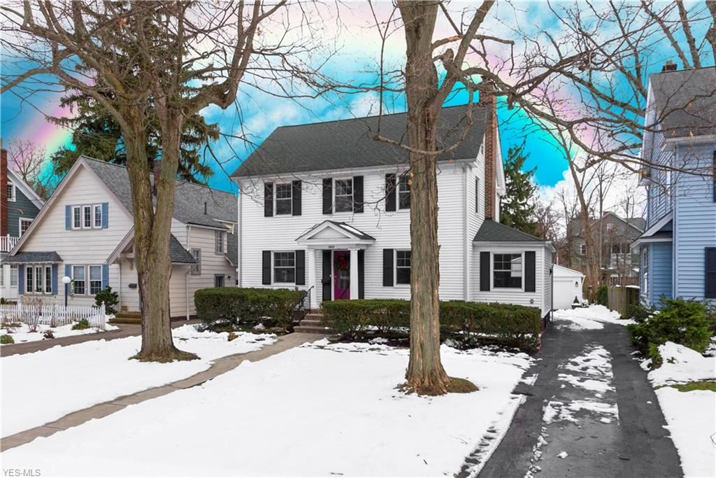 2609 Ashton Road, Cleveland Heights, OH 44118 - #: 4246806