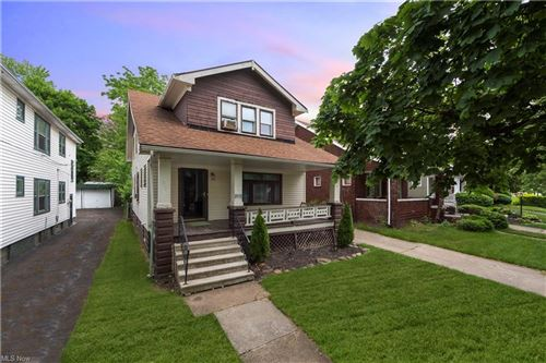 Photo of 3707 E 110th Street, Cleveland, OH 44105 (MLS # 4278807)