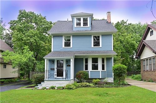 Photo of 3367 Bradford Road, Cleveland Heights, OH 44118 (MLS # 4316809)