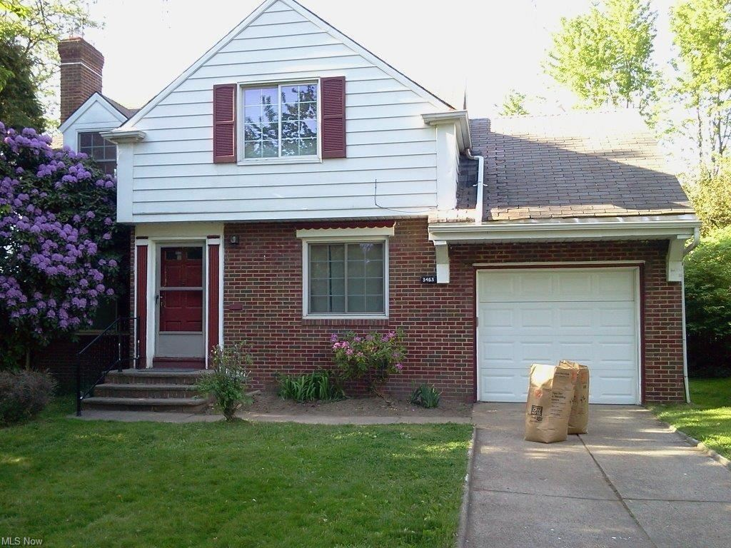 Photo of 3463 Edison Road, Cleveland Heights, OH 44121 (MLS # 4303812)