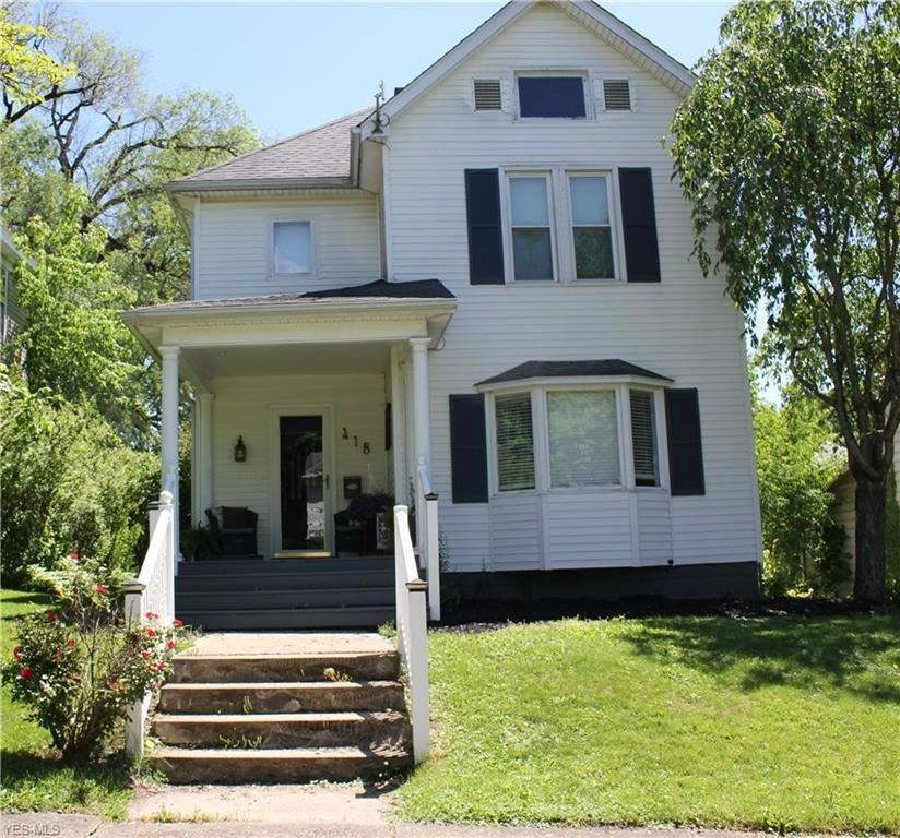 418 N 9th Street, Cambridge, OH 43725 - MLS#: 4190824