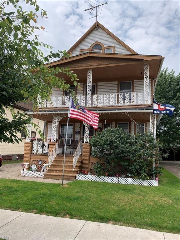 Photo of 4018 E 54th Street, Newburgh Heights, OH 44105 (MLS # 4303834)