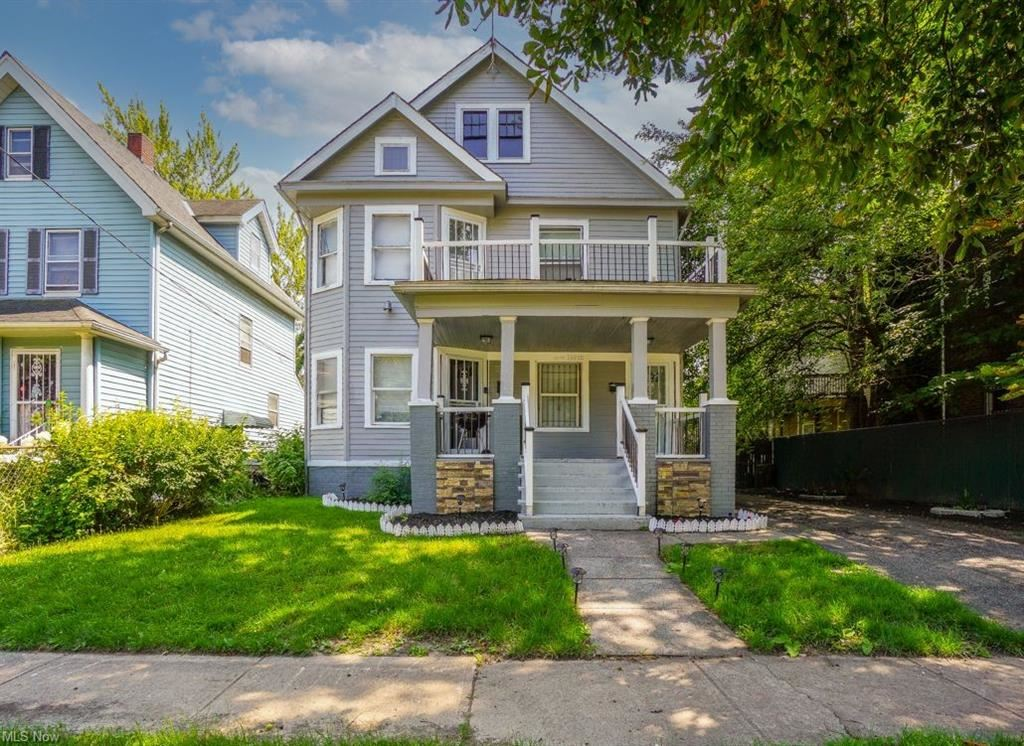 15210 Lucknow Avenue, Cleveland, OH 44110 - #: 4297837