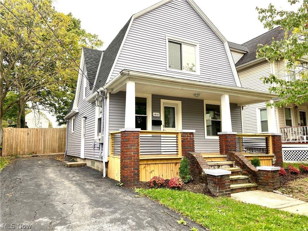 Photo of 1483 Hopkins Avenue, Lakewood, OH 44107 (MLS # 4327849)