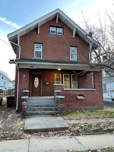256 E York Street, Akron, OH 44310 - #: 4249878