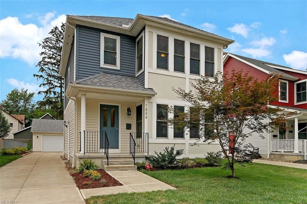 1884 W 45th Street, Cleveland, OH 44102 - #: 4307881