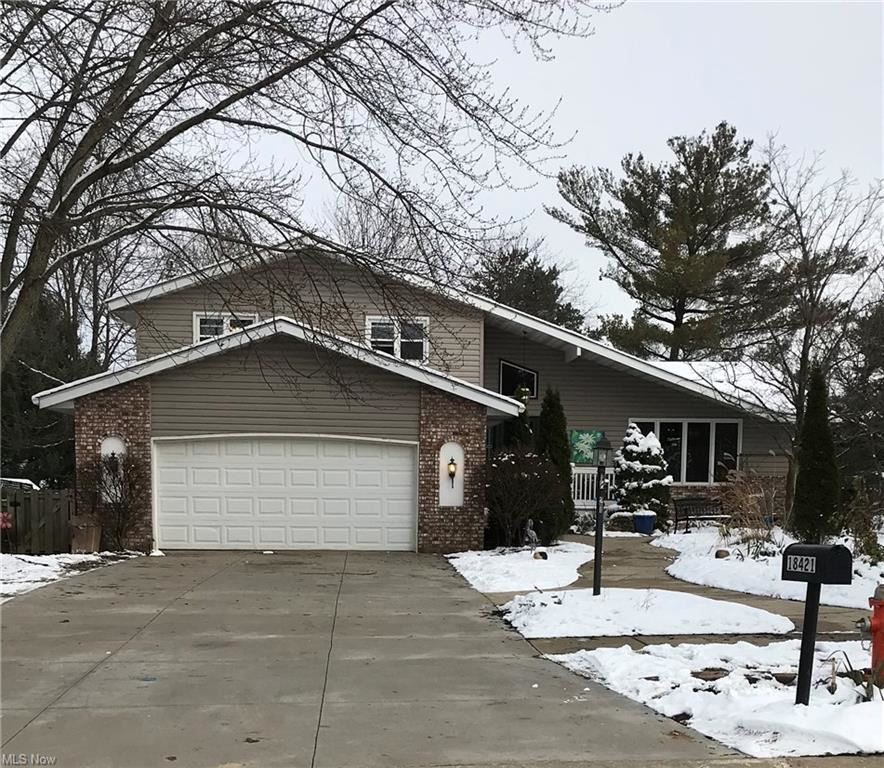 18421 W Bend Drive, Strongsville, OH 44136 - #: 4250882