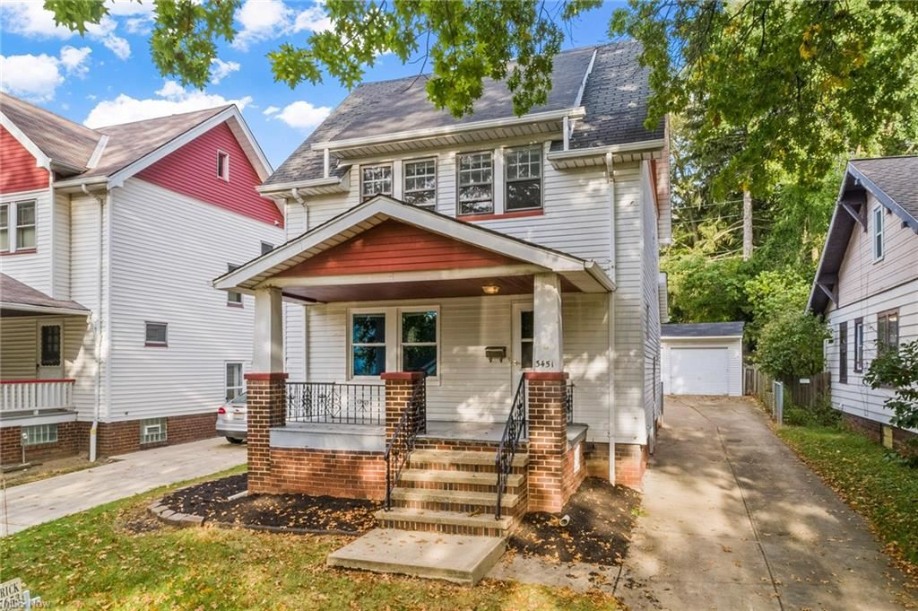 3451 W 132nd Street, Cleveland, OH 44111 - #: 4322885