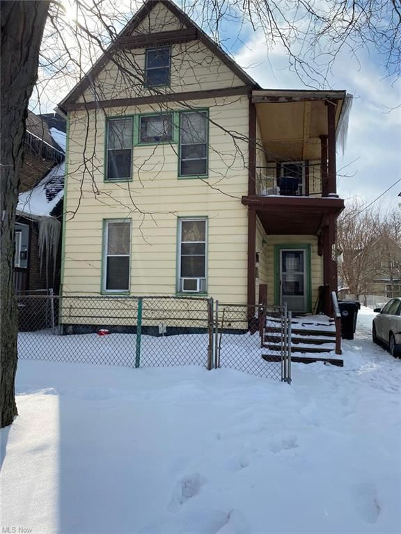 1550 E 49th Street, Cleveland, OH 44103 - #: 4257944