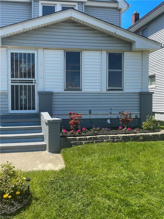 1254 E 169th Street, Cleveland, OH 44110 - #: 4261945