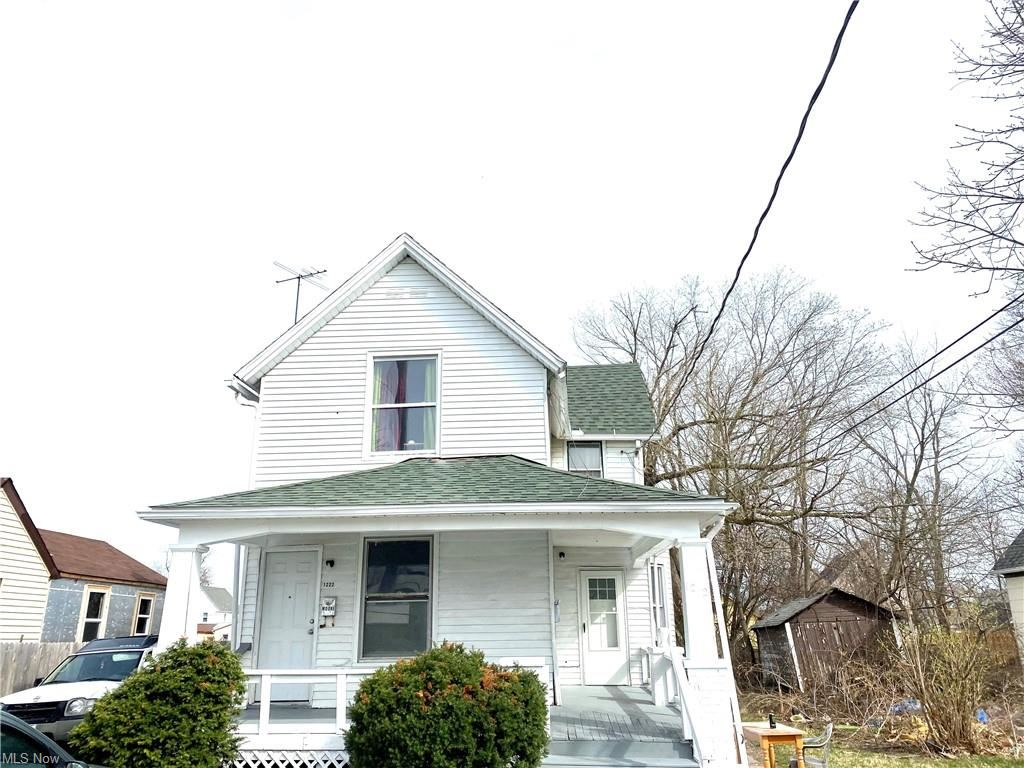1222 W 14th Street, Lorain, OH 44052 - #: 4266963