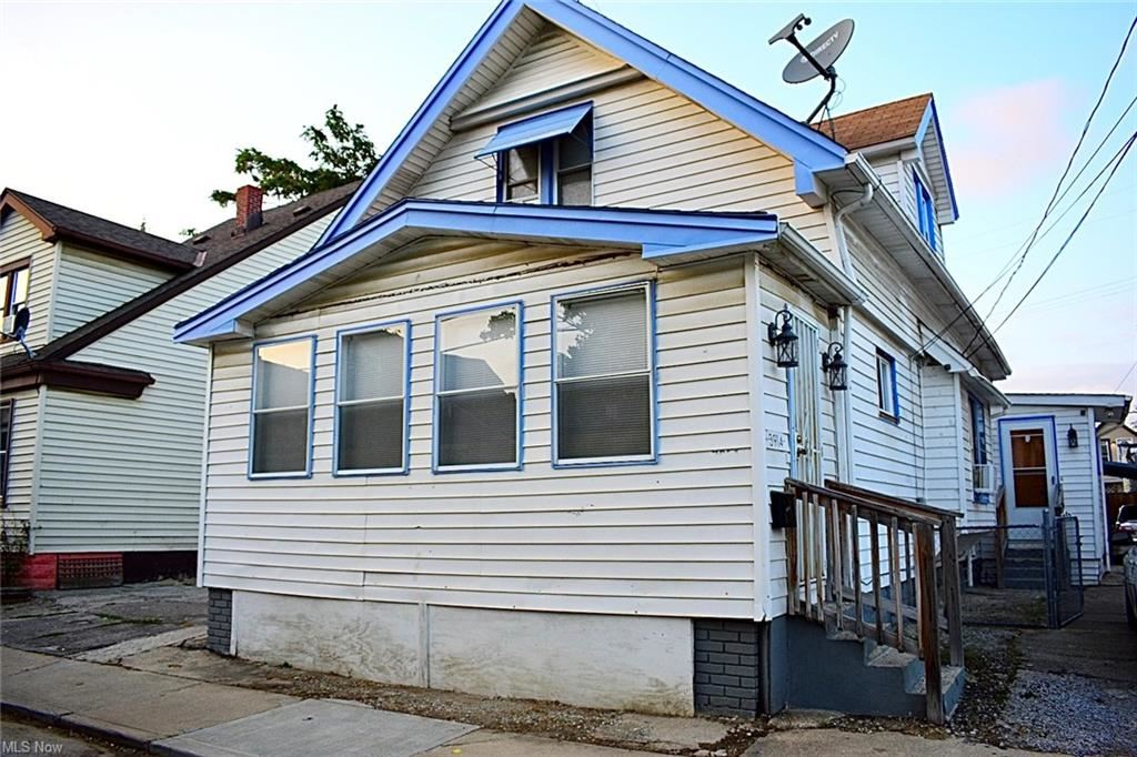 3914 Arnold Court, Cleveland, OH 44109 - #: 4322973