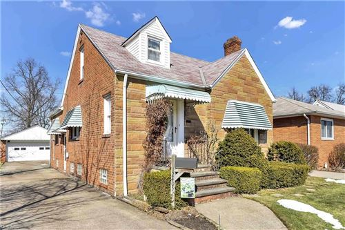 Photo of 12405 Thraves Avenue, Garfield Heights, OH 44125 (MLS # 4258989)