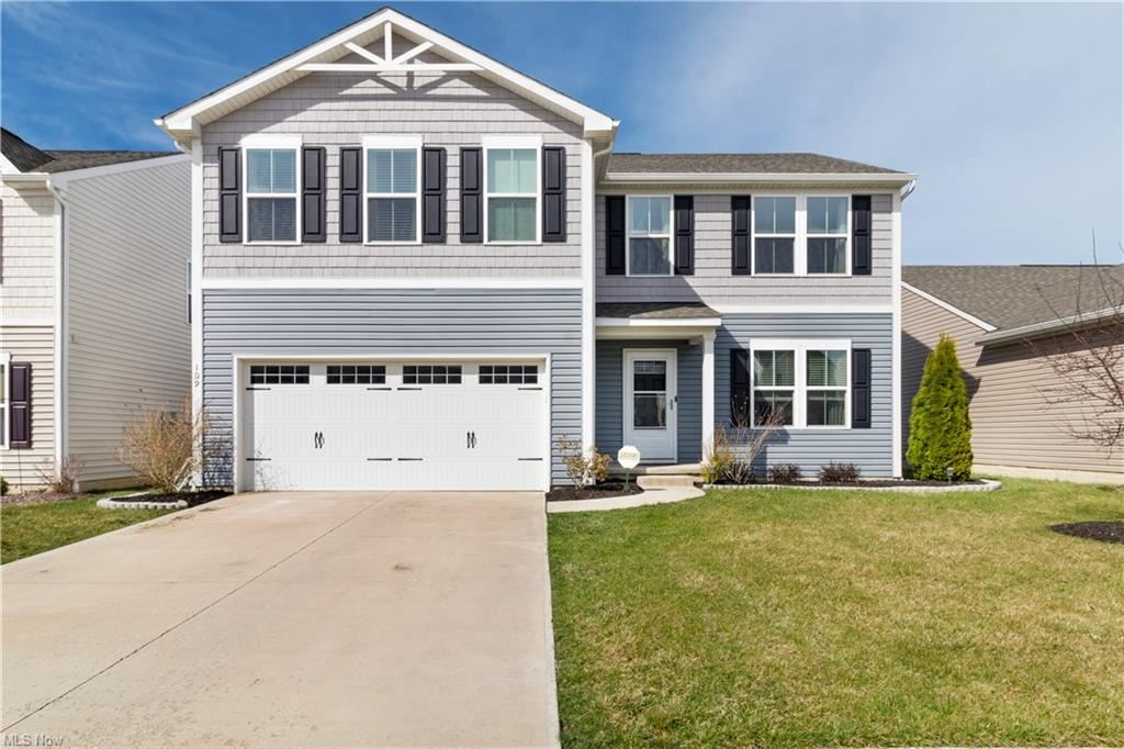 109 Lakeview Circle, Amherst, OH 44001 - #: 4266989