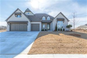 Photo of 12919 S 6th Place, Jenks, OK 74037 (MLS # 1926000)