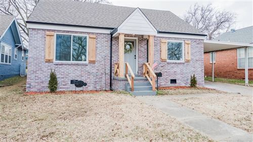 Photo of 214 S Jamestown Avenue, Tulsa, OK 74112 (MLS # 2102006)