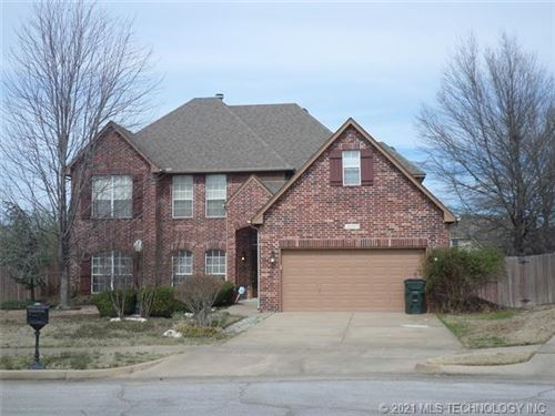 Photo of 10305 N 141st Court, Owasso, OK 74055 (MLS # 2102007)