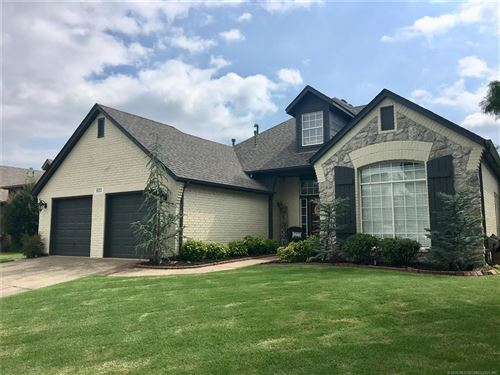 Photo of 603 N Douglas Street, Jenks, OK 74037 (MLS # 1931013)