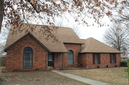 Photo of 201 Heritage Court, Fort Gibson, OK 74434 (MLS # 1944031)
