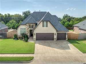 Photo of 12826 S Date Street, Jenks, OK 74037 (MLS # 1930037)