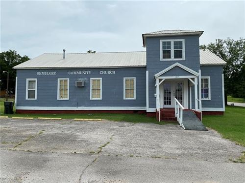 Photo of 729 Chickasaw Street, Okmulgee, OK 74447 (MLS # 2026041)