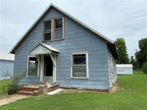 Photo of 1020 E 13th Street, Okmulgee, OK 74447 (MLS # 2026044)